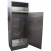 "IMC Teddy 30"" x 24"" Single Mop Cabinet with Deep Sink"