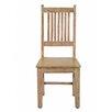 Design Tree Home Reclaimed Mango Wood Side Chair