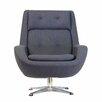 Design Tree Home Commander Swivel Arm Chair