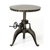 Design Tree Home Crank End Table