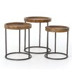 Design Tree Home Tristan 3 Piece Nesting Tables