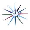 "Design Tree Home 12.5"" Starburst Clock"