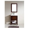 "Dawn USA 15"" Single Vanity Set with Mirror"