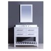 "Dawn USA 42"" Single Vanity Set with Mirror"