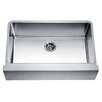 "Dawn USA 33"" x 20.75"" Under Mount Single Bowl Kitchen Sink"