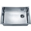 "Dawn USA 26.5"" x 18"" Under Mount Single Bowl Kitchen Sink"