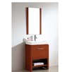 "Dawn USA American 18"" Single Vanity Set with Mirror"