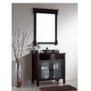 "Dawn USA American 31.5"" Single Vanity Set with Mirror"
