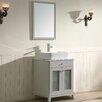 "Dawn USA Julie 24"" Single Vanity Set with Mirror"