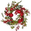 Worth Imports Weatherproof Berry and Apple Wreath