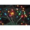 Penn Distributing 20 Light Battery Operated Micro Rice Christmas Light String