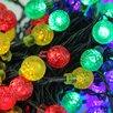 Penn Distributing 240 Light LED Globe Christmas Light String