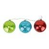 Penn Distributing 3 Light Ball Christmas Ornament Light String