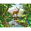 Signs 2 All Woodland Harmony by Chris Hiett Graphic Art Plaque