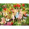 Signs 2 All Schild Summer Fairies von Steve Read, Grafikdruck