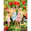 Signs 2 All Summer Fairies 3 by Steve Read Graphic Art Plaque