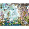 Signs 2 All Fairy Falls by Adrian Chesterman Graphic Art Plaque