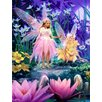 Signs 2 All Fairy Lake by Steve Read Graphic Art Plaque