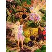 Signs 2 All Autumn Fairies by Steve Read Graphic Art Plaque