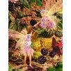 Signs 2 All Schild Autumn Fairies, Grafikdruck von Steve Read