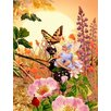 Signs 2 All Autumn Fairies 2 by Steve Read Graphic Art Plaque