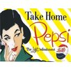 Signs 2 All Take Home Pepsi Cola Vintage Advertisement Plaque
