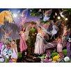Signs 2 All Wandbild Fairy Wedding, Grafikdruck von Garry Walton