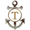 Letter2Word Personalized Anchor Wall Décor