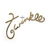 Letter2Word Twinkle Decorative Accent