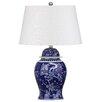 "Decorator's Lighting Dalton 28"" H Table Lamp with Empire Shade"