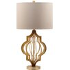 "Decorator's Lighting Gateway 31.5"" H Table Lamp with Drum Shade"