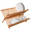 Wayfair Basics Wayfair Basics Pine Dish Rack