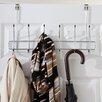Wayfair Basics Wayfair Basics Over-the-Door Coat Rack