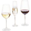 AllModern Essentials Wayfair Basics 18 Piece Wine & Champagne Glass Set
