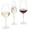 Wayfair Basics Wayfair Basics 18 Piece Wine & Champagne Glass Set
