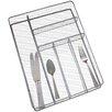 AllModern Essentials Wayfair Basics 6 Compartment Steel Mesh Drawer Organizer