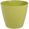Wayfair Basics Plastic Pot Planter Set (Set of 6) Color: Meadow, Size: 4 inch High x 4.7 inch Wide x 4.7 inch Deep - Wayfair Basics Planters