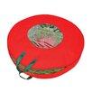 """AllModern Essentials Wayfair Basics Christmas 36"""" Wreath Bag"""