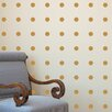 Belvedere Designs LLC Polka Dots Wall Decal (Set of 50)