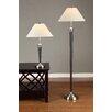 Artiva USA 2 Piece Floor and Table Lamp Set