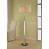 "Artiva USA Luxor Contemporary Square Tapered 68"" Floor Lamp"