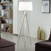 "Artiva USA Hollywood 63"" Tripod Floor Lamp"