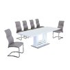 Trends Interiors Leon Extendable Dining Table