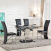 Trends Interiors Extendable Dining Table and 4 Chairs