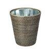 Kouboo Laguna Round Waste Basket with Liner