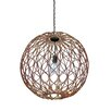 Kouboo Infinity 1 Light Globe Pendant