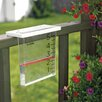 Waterfall Rain Gauge - La Crosse Garden Statues and Outdoor Accents