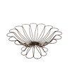 American Mercantile Metal Flower Basket