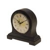 American Mercantile Wood Mantle Clock