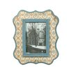 American Mercantile Wood Scalloped Picture Frame